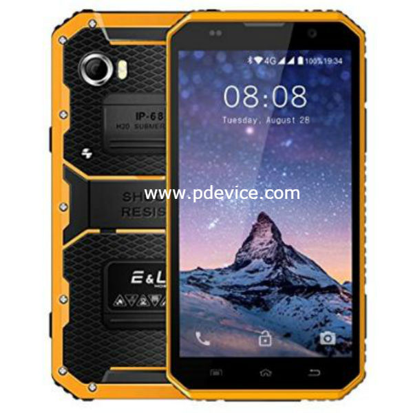 E&L W9 Smartphone Full Specification