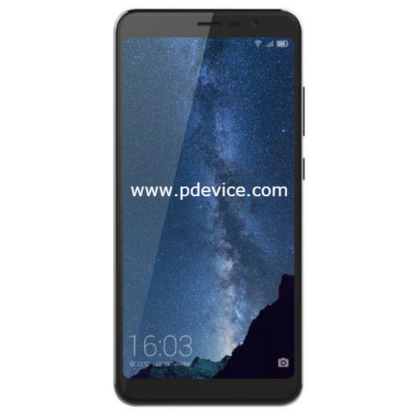 HiSense Hali Smartphone Full Specification