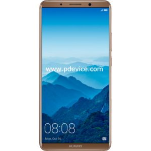 Huawei Mate 10 Pro Smartphone Full Specification