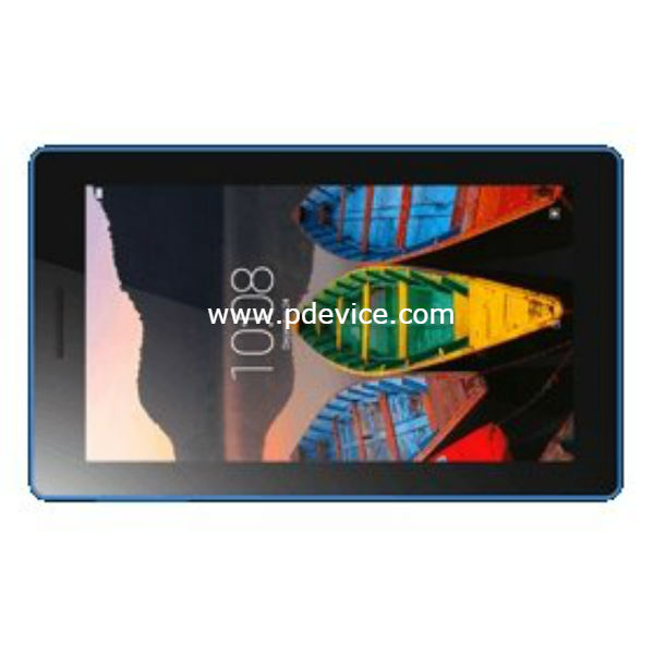 Lenovo Tab 7 Tablet Full Specification