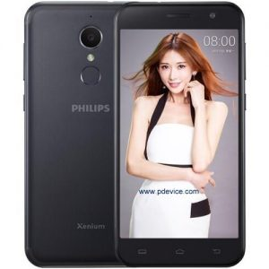 Philips Xenium X598 Smartphone Full Specification