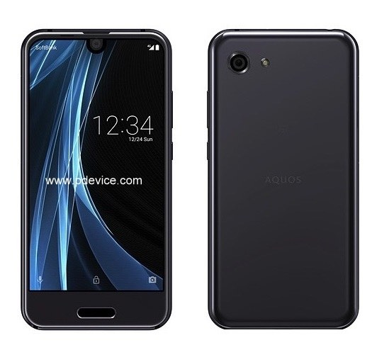 Sharp Aquos R Compact Smartphone Full Specification
