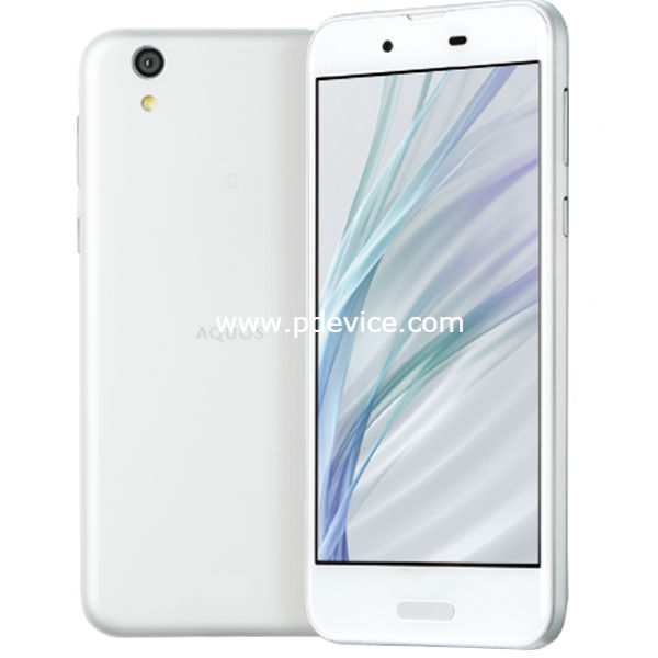 Sharp Aquos Sense Smartphone Full Specification