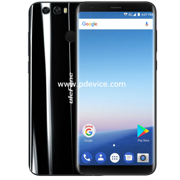 Ulefone Mix 2 Smartphone Full Specification