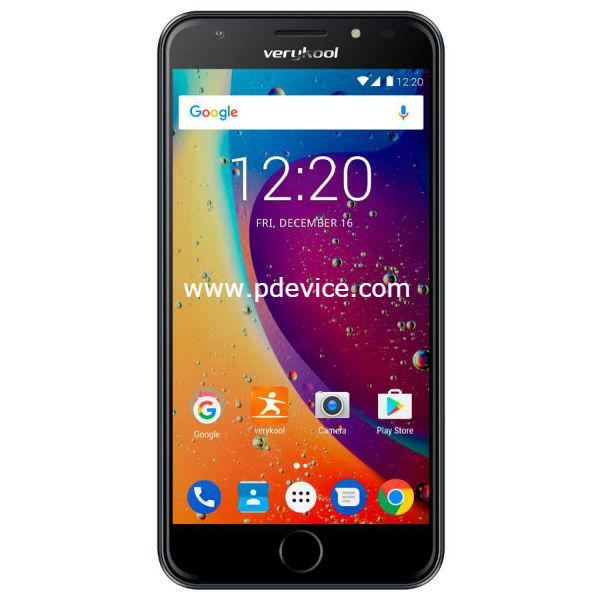 Verykool Rocket SL5565 Smartphone Full Specification