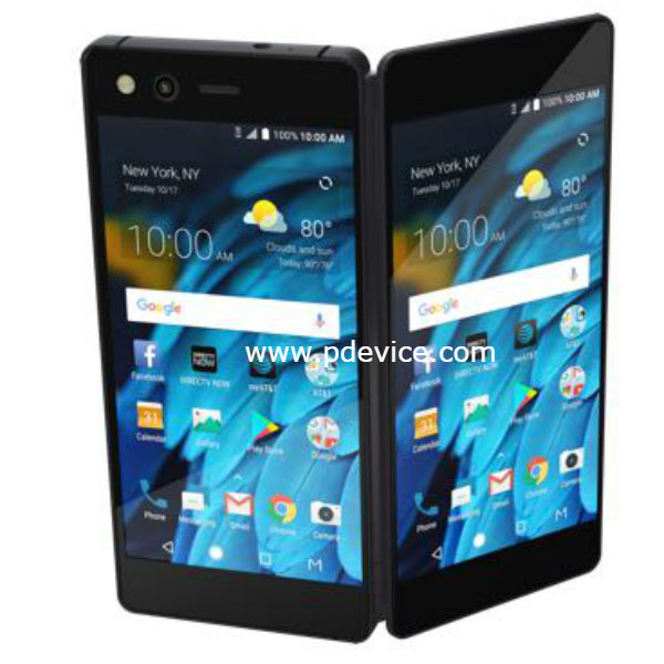 ZTE Axon M Smartphone Full Specification