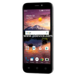 ZTE Prelude 4G Smartphone Full Specification