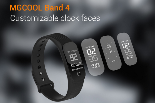 Best New Feature in MGCOOL Band 4