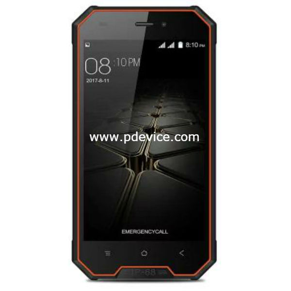 Blackview BV4000 Pro Smartphone Full Specification