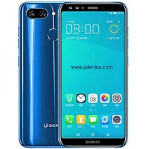 Gionee S11 Smartphone Full Specification