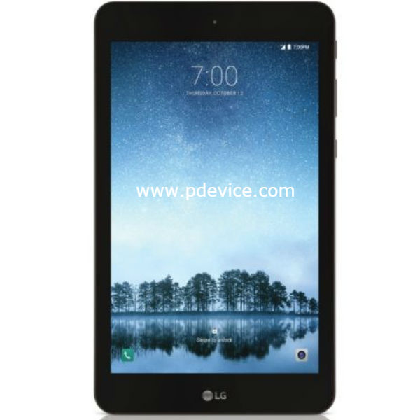 LG G Pad F2 8.0 Tablet Full Specification