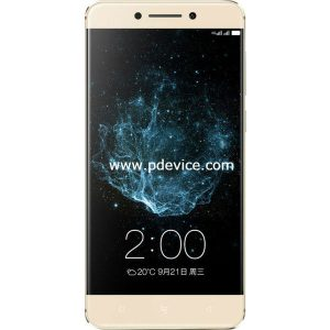 LeEco Le Pro 3 AI X25 Smartphone Full Specification