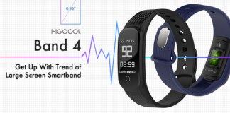 MGCOOL Band 4 Fitness Tracker