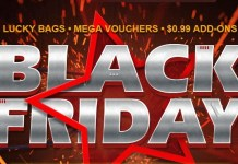 Mega Black Friday SALE