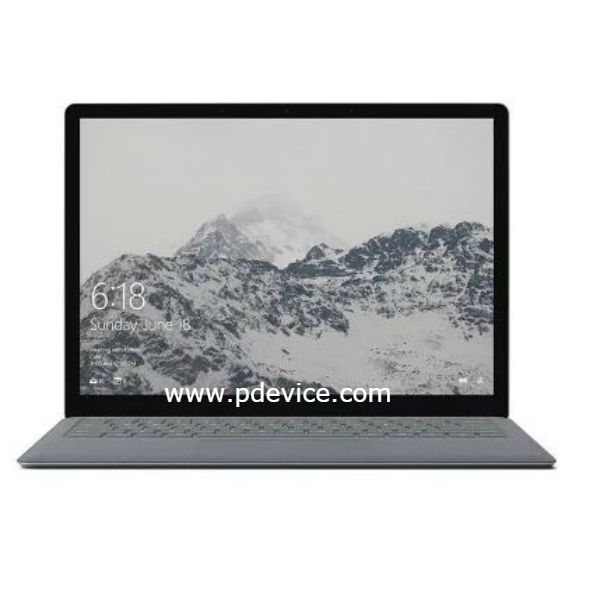 Microsoft Surface Intel Core i7 Laptop Full Specification