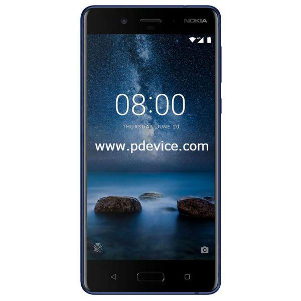 Nokia 8 Plus Smartphone Full Specification