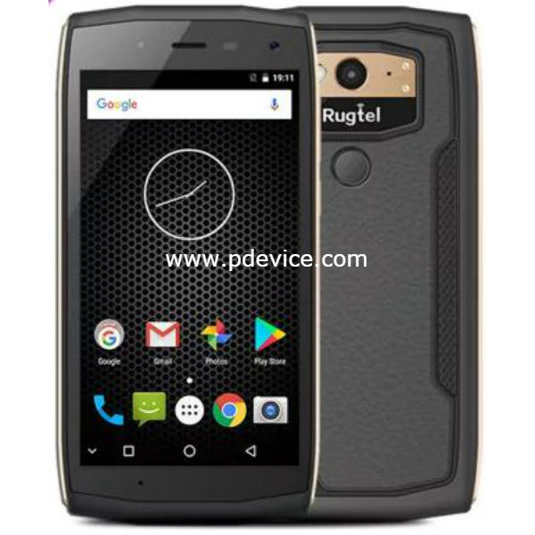 Rugtel Track RT8 Smartphone Full Specification