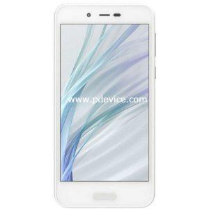 Sharp Aquos Sense Lite Smartphone Full Specification