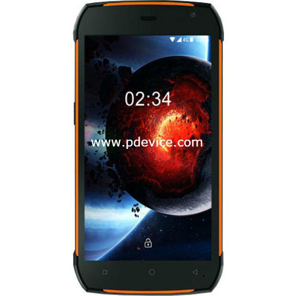 Uhans K5000 Smartphone Full Specification