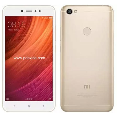 Xiaomi Redmi Y1 Smartphone Full Specification