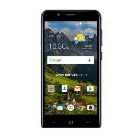 ZTE Fanfare 3 Smartphone Full Specification