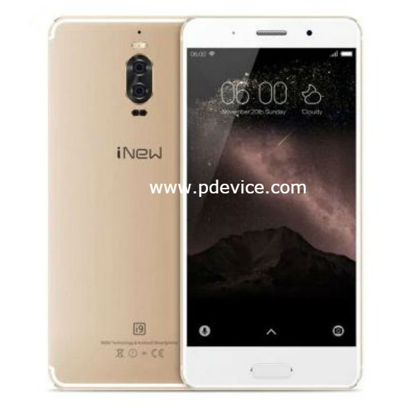iNew I9 Smartphone Full Specification