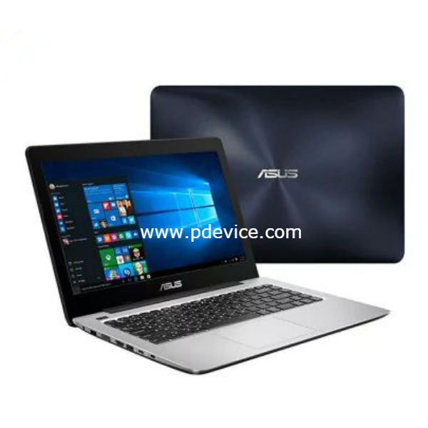 ASUS A456UR Notebook Full Specification