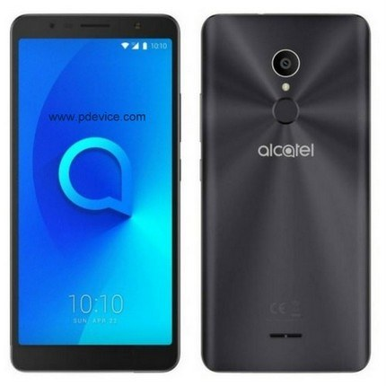Alcatel 3C Smartphone Full Specification