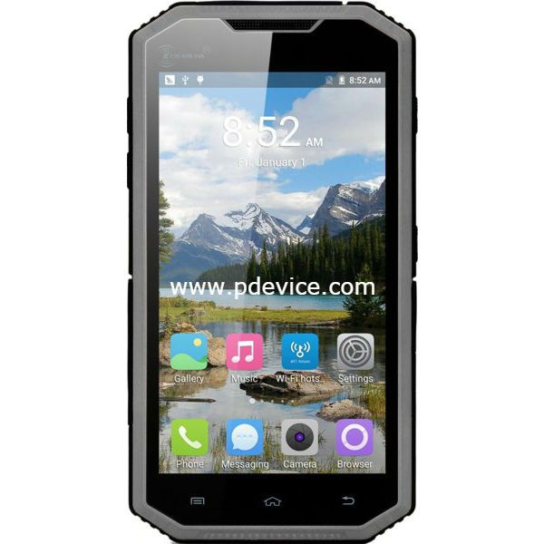 E&L W7s Smartphone Full Specification