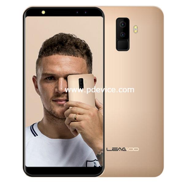 Leagoo M9 Smartphone Full Specification