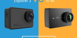 MGCOOL Explorer 3 and Yi 4K What's the difference