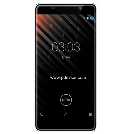 Noa H6 Smartphone Full Specification