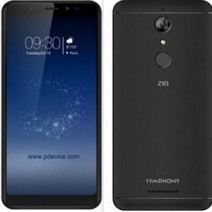 Symphony Z10 Smartphone Full Specification