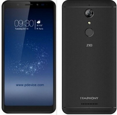 Symphony Z10 Smartphone Full Specification