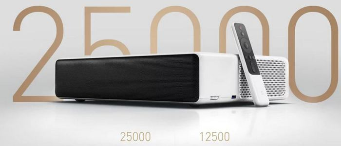 Xiaomi Mi Ultra Short 5000 ANSI Lumens Laser Projector Big SALE