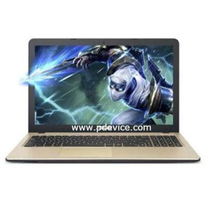 ASUS A540UP7200 Notebook Full Specification