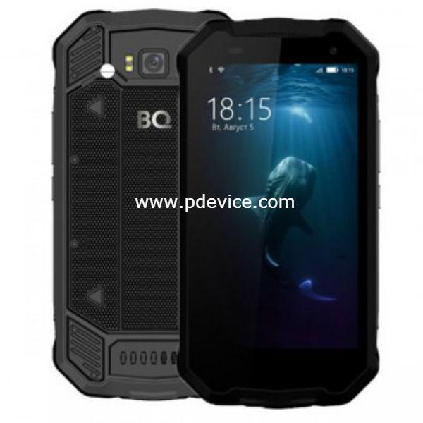 BQ Mobile BQ5003L Shark Pro Smartphone Full Specification