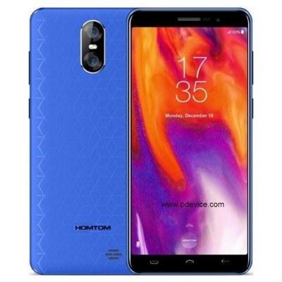 HomTom S12 Smartphone Full Specification