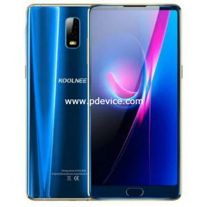 Koolnee K1 Trio Smartphone Full Specification