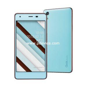 Kyocera Qua Phone QZ Smartphone Full Specification