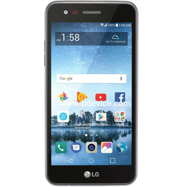 LG Rebel 3 LTE Smartphone Full Specification