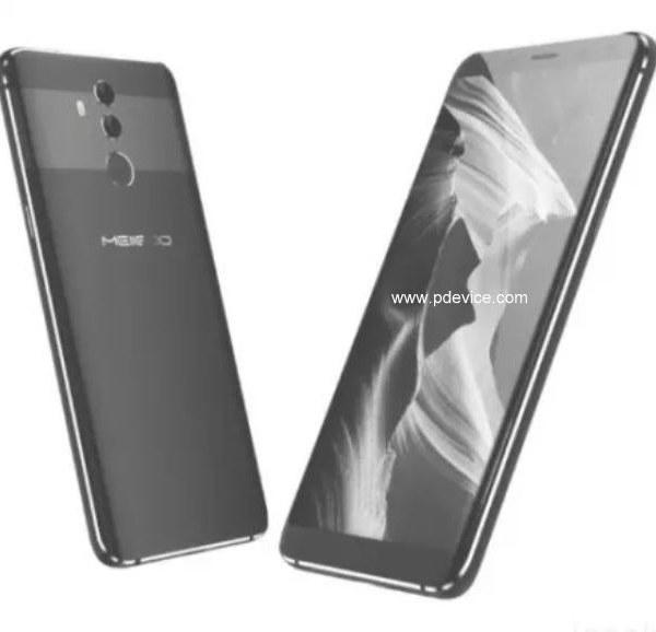 Meiigoo Note 10 Smartphone Full Specification