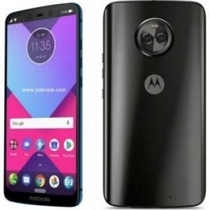 Motorola Moto X5 Smartphone Full Specification