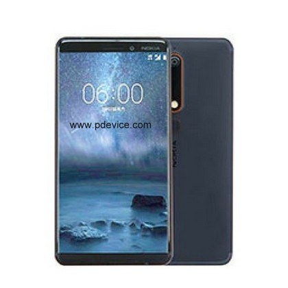 Nokia 6 (2018) Smartphone Full Specification