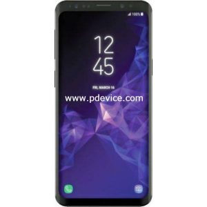 Samsung Galaxy S9 SD845 Smartphone Full Specification