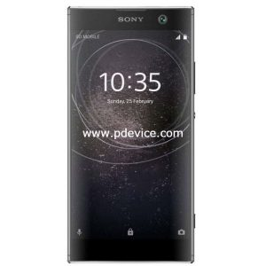 Sony Xperia XA2 Ultra Smartphone Full Specification