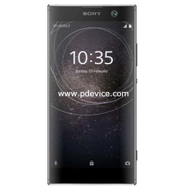 Sony Xperia XA2 Ultra Smartphone Full Specification