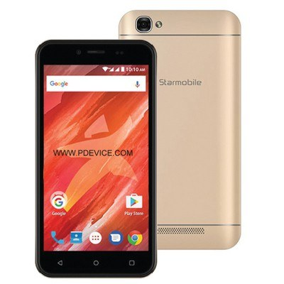 Starmobile Up Groove Smartphone Full Specification