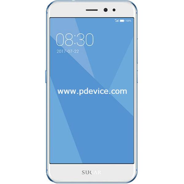 Sugar C9 Smartphone Full Specification