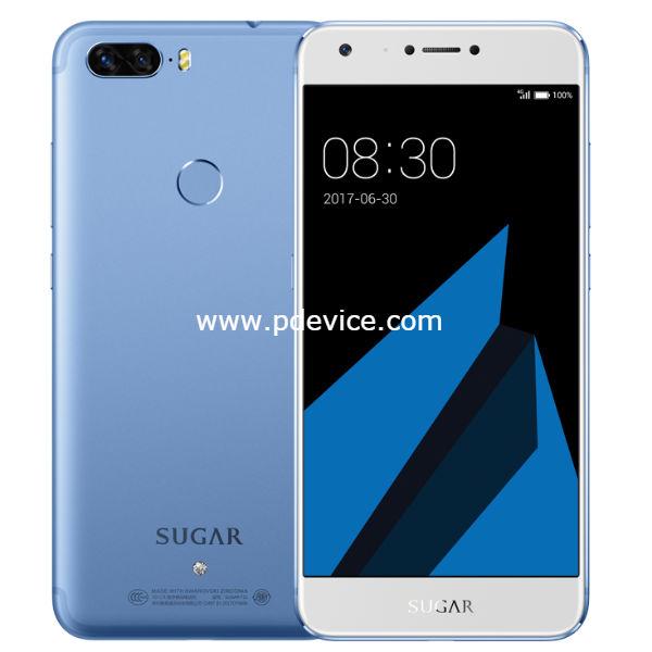 Sugar F11 Smartphone Full Specification
